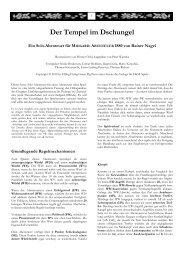Der Tempel im Dschungel (PDF) - Abenteuer-1880