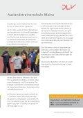 Internationale Sportförderung des Auswärtigen ... - Auswärtiges Amt - Page 7