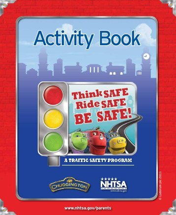 Activity Book - SaferCar.gov
