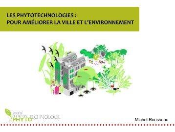 Améliorer la ville et l'environnement - Michel Rousseau