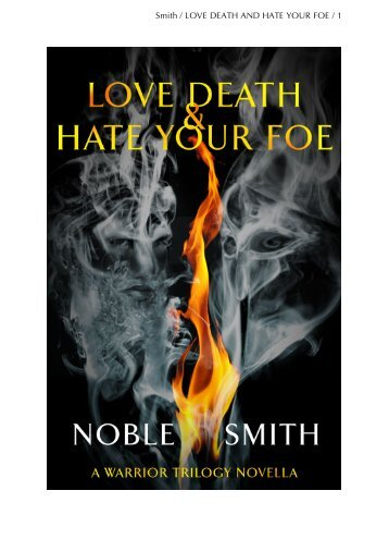 Love-Death-and-Hate-Your-Foe-free-novella-