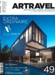 ARTRAVEL - Alexander Brenner Architekten