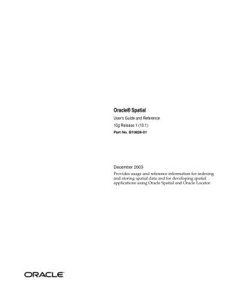 oracle 10g spatial user guide product user guide instruction u2022 rh repairmanualonline today