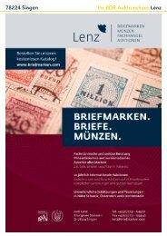 78224 Singen Ihr BDB-Auktionshaus Lenz