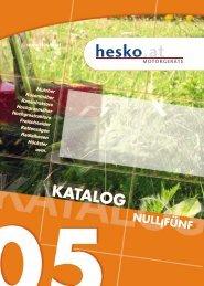 KATALOG - hesko.at