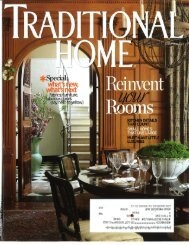 Traditional Home - Rose Tarlow Melrose House