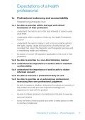 Standards of proficiency – Physiotherapists - Page 7