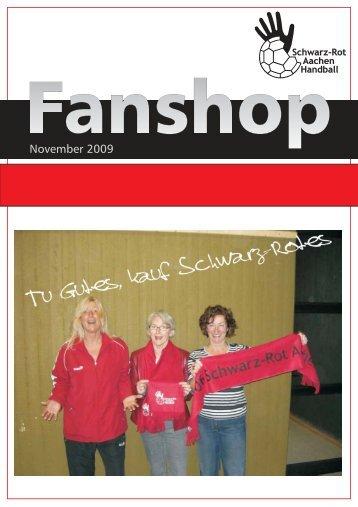 Der Fanshop-Katalog - Schwarz-Rot