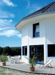 Un nid ouvert en Picardie - Maison de Cèdre