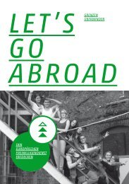 Let's go abroad - levelup.lu