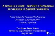 A Crack is a Crack - Petersen Asphalt Research Conference