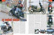 Keeway Flash 50 - moto oprema