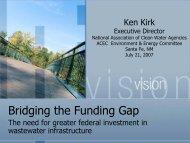 Water Infrastructure Trust Fund