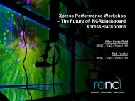Performance Metrics as the Software Stack Backbone - The STE||AR ...