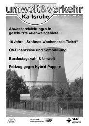 """10 Jahre """"Schönes-Wochenende-Ticket"""" - Heiko Jacobs"""