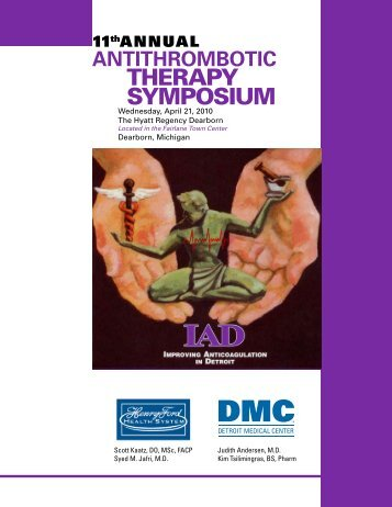 THERAPY SYMPOSIUM - Henry Ford Health System