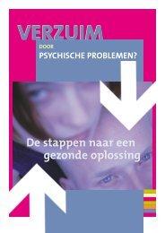 Verzuim door psychische problemen? - De Wet Poortwachter
