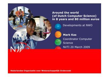 Mark Kas - of the NVTI