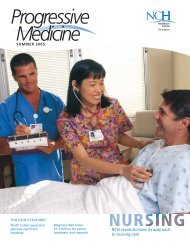 NCH revolutionizes its approach to nursing care - NCH Healthcare ...