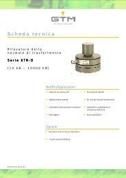 Scheda tecnica Serie KTN-D - GTM GmbH