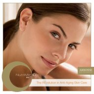 The REvolution in Anti-Aging Skin Care - Arbonne
