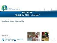 Kopskats par projektu, paveiktais - Rīgas Plānošanas Reģions