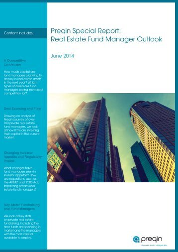 Preqin-Special-Report-Real-Estate-Fund-Manager-Outlook-June-2014