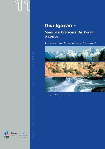 Divulgação - - International Year of Planet Earth