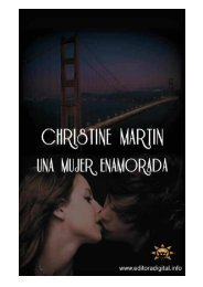 Una mujer enamorada Capítulo 1 - Universo Romance, el Portal