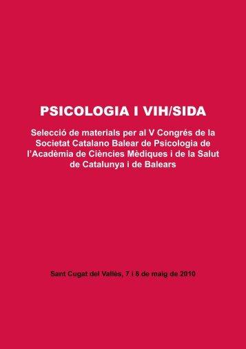 PSICOLOGIA I VIH/SIDA - Sida Studi