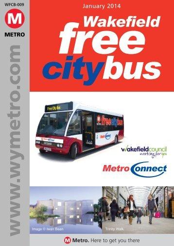 free city bus - Metro