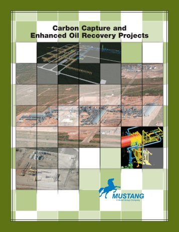 Carbon Capture and Enhanced Oil Recovery Projects - Mustang ...