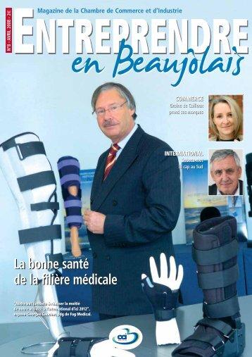 du magazine - Chambre de Commerce et d'Industrie de Villefranche ...