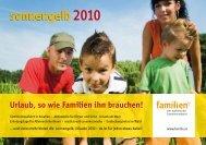 2010 - Katholischer Familienverband Österreichs