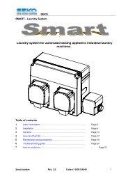 Seko Laundry Smart Instructi.. - UK