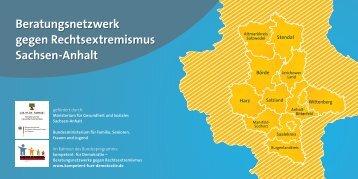 Beratungsnetzwerk gegen Rechtsextremismus