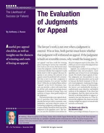 a link to the article - Butler Pappas