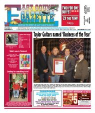 December 15 - East County Gazette
