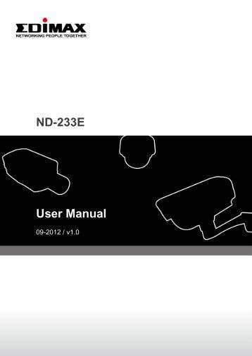 Manual - Edimax