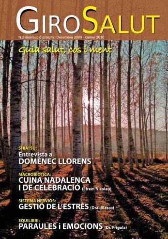 Revista nº2 Diciembre 2009 - Enero 2010