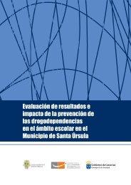 libro INFORME IMPACTO.indb - Gobierno de Canarias
