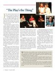 • 21st Century Classroom • Playwriting • Reunion 2008 - The Rivers ... - Page 6