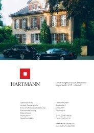 Download PDF mit Info - FM Hartmann  GmBH
