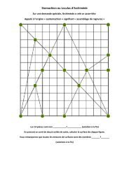 Stomachion ou Loculus d'Archimède - Site web du groupe scolaire ...