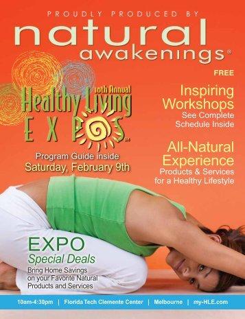 Expos - Natural Awakenings