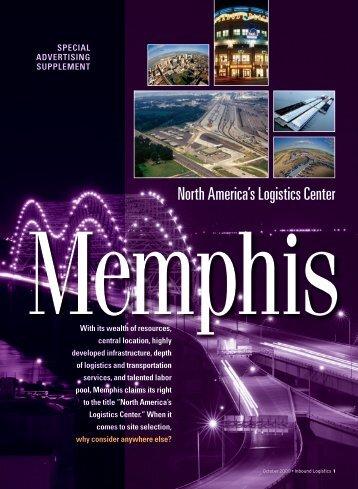 North America's Logistics Center - Inbound Logistics