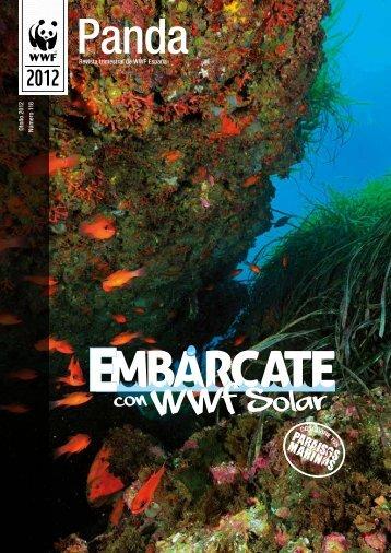 Revista trimestral de WWF España O toño 2012 N úmero 118