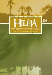 Hiléia - Edição Nº. 4 - uea - pós graduação