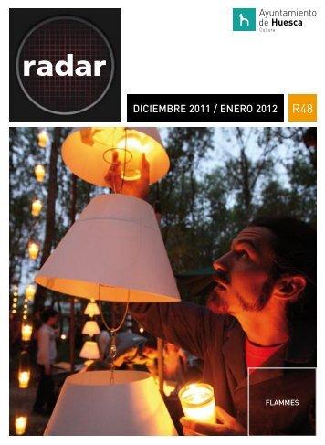 Radar diciembre 2011 y enero 2012 - Ayuntamiento de Huesca
