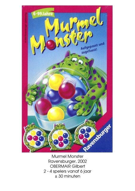 Murmel Monster